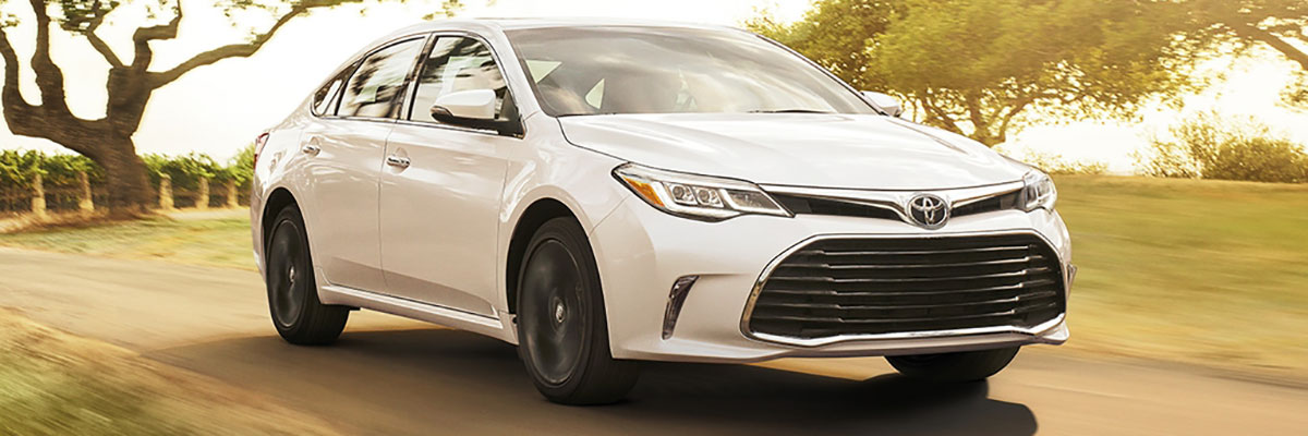 used Toyota Avalon Hybrid