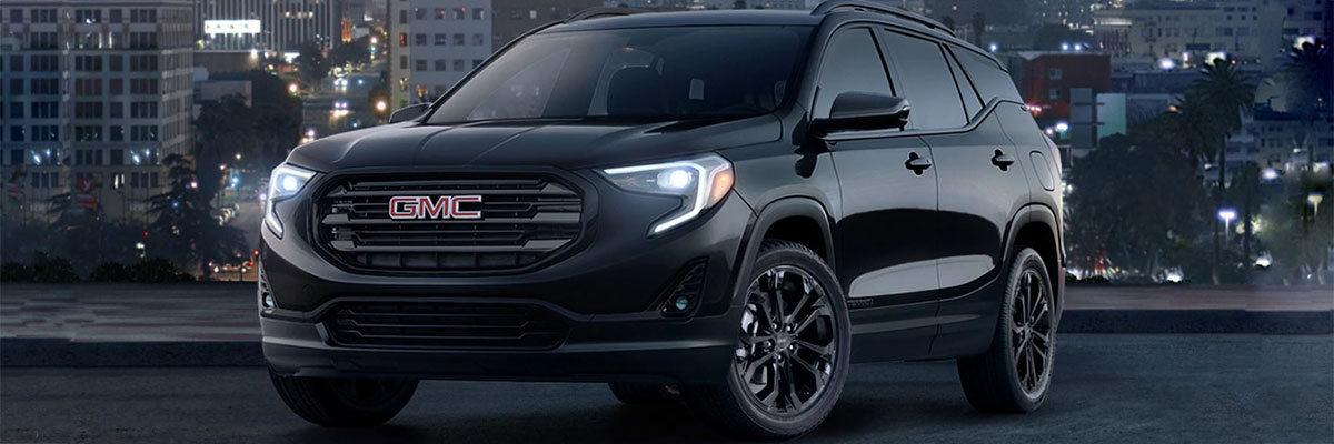 used GMC Terrain