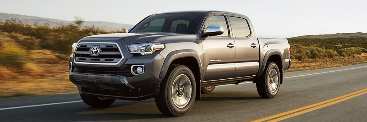 used Toyota Tacoma 4WD