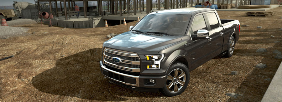 used Ford F-150 SuperCrew